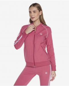 R&B Pink Full-Zip Jacket