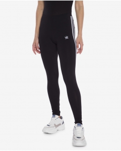 R&B Black Cotton Blend Joggers