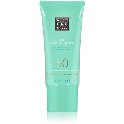 Sun Protection Face Cream 50