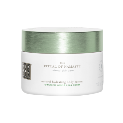 Natural Hydrating Body Cream