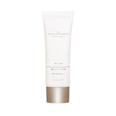 Velvety Smooth Cleansing Foam