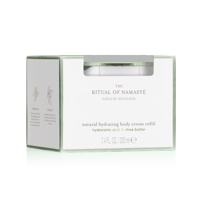 Natural Hydrating Body Cream Refill